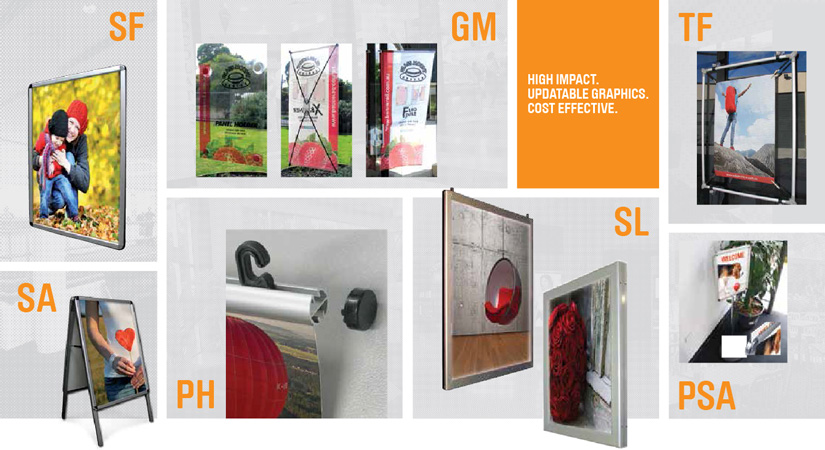 Poster Displays Portable Displays