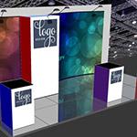 100x60x240cm TexFrame Cubes